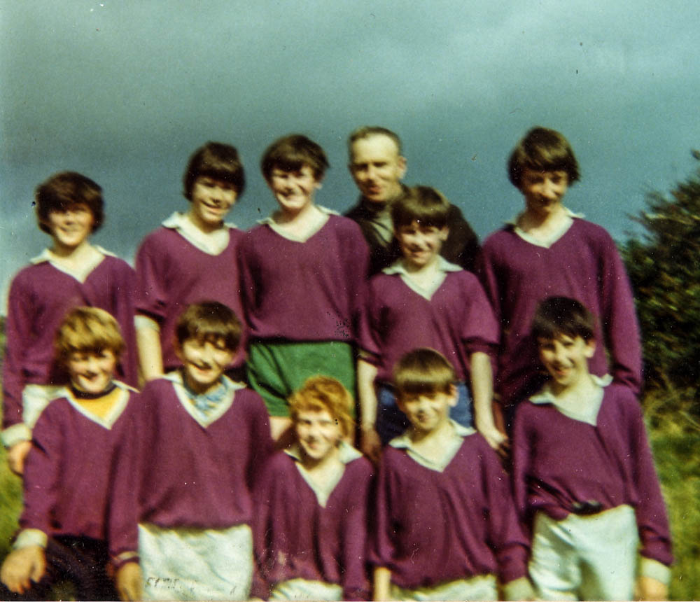 U-13/14 Parish League 1974