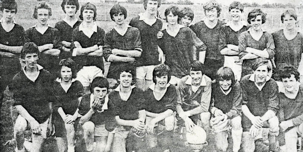 Laune Rangers – Co. U-16 Champions 1975