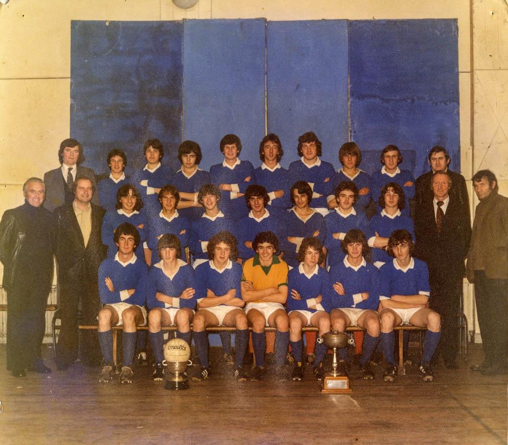 Laune Rangers - County Minor Champions 1977