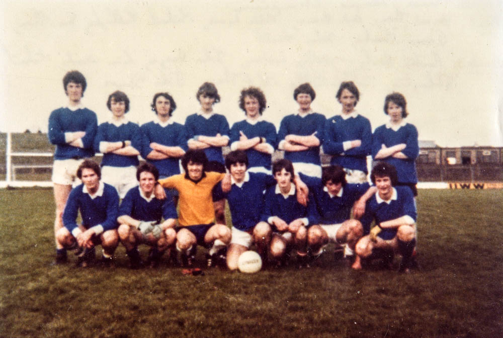 Laune Rangers – Co. Minor Football League Winners 1978