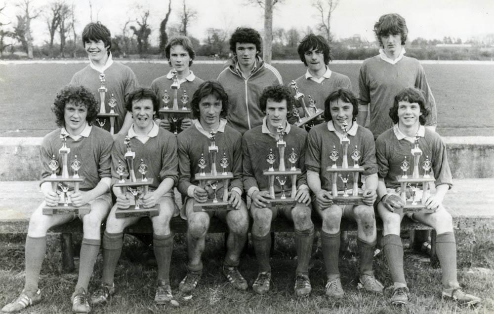 Laune Rangers – All-Ireland Minor Seven-a-side winners 1978