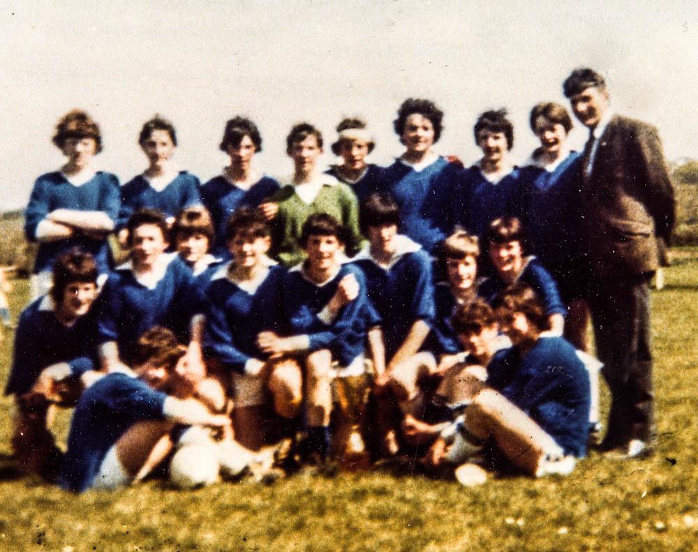 Laune Rangers – Mid-Kerry U-16 Football Champions 1978