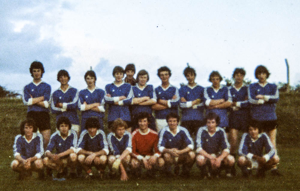 Laune Rangers – Mid-Kerry Minor Football Champions 1979