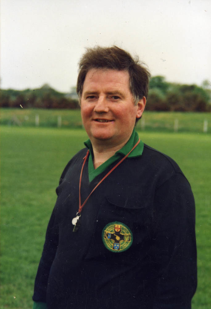 Jerome Conway – Co. Senior Football Final Referee 1979