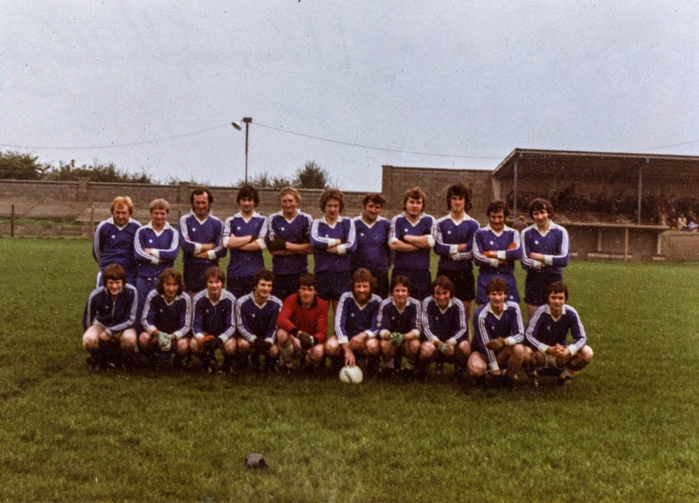 Laune Rangers – O Sullivan Cup Runners-up 1979