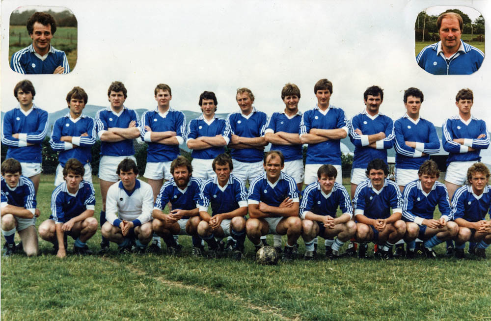 Laune Rangers – Mid-Kerry Senior Football Champions 1983