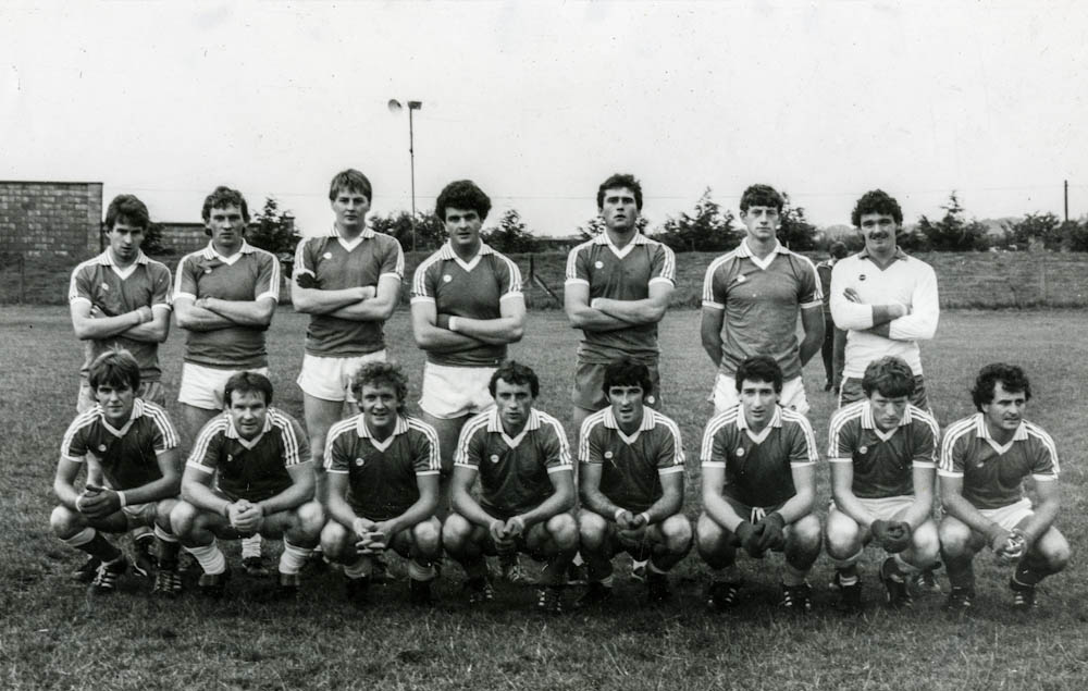 Laune Rangers – Quarter-final Co. SFC v Mid-Kerry 1984