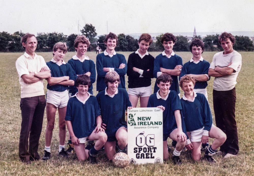 Laune Rangers – Co. Og Sport Gael Champions (U-15)