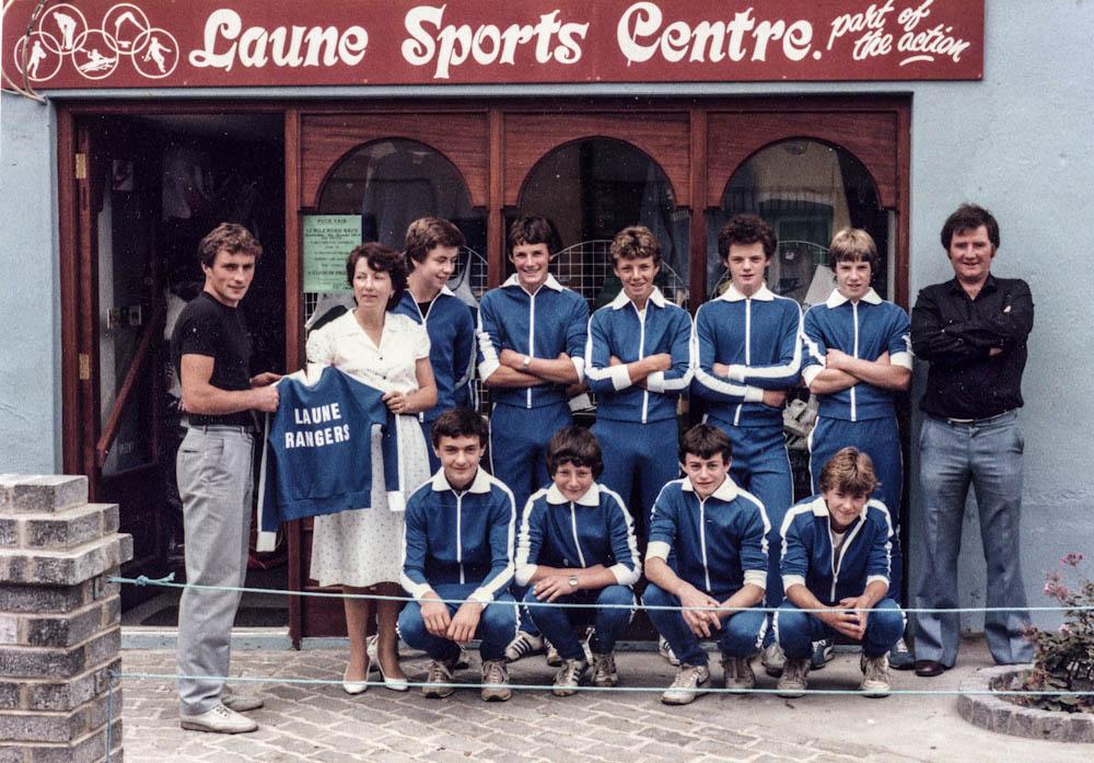 Laune Rangers – Co. Og Sport Champions 1984