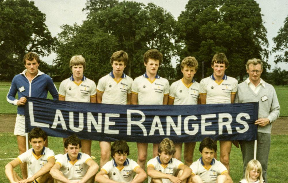 Laune Rangers (Og Sport) in Gormanstown 1984