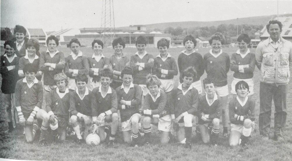 Killorglin – Co. Community Games Football Champions 1984