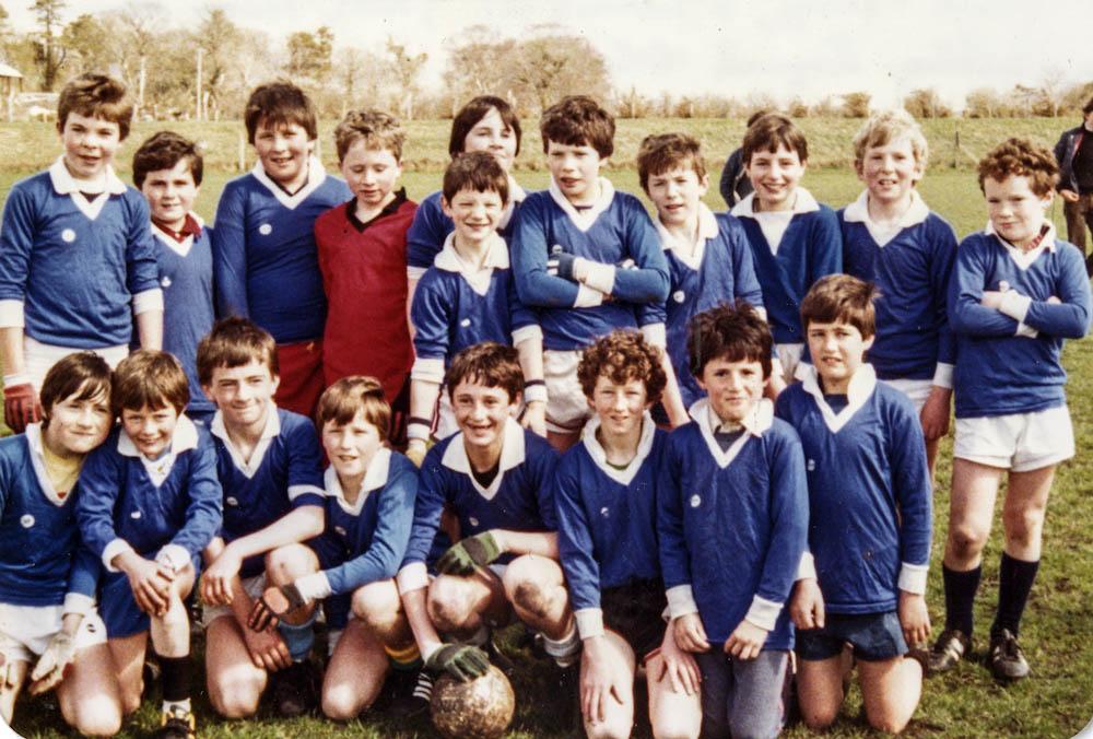 Scoil Mhuire 'A' Team – 1984