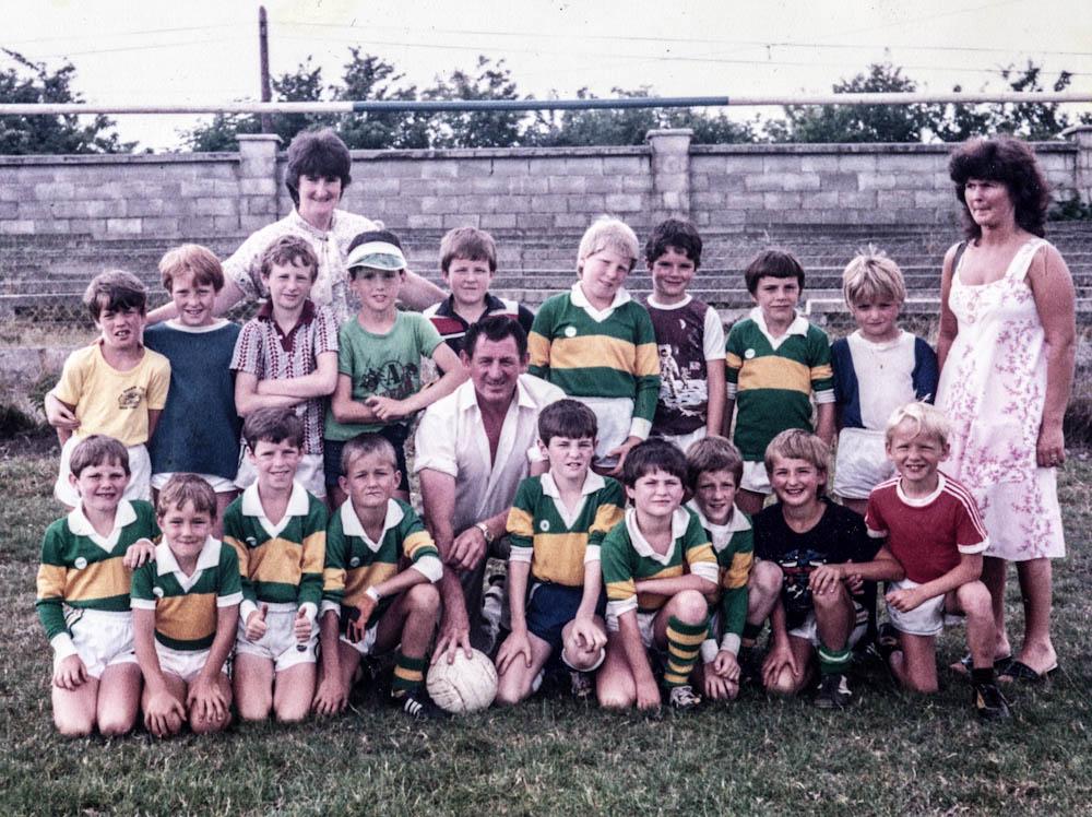 Lá nag Club 1984 – U-10 Football Skills