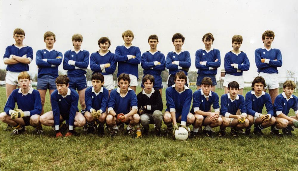 Mid-Kerry – Co. Inter District-Board U-16 Champions 1985