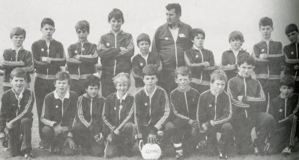 Killorglin – Munster Community Games Football Champions 1985