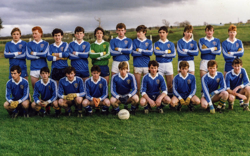 Mid-Kerry – Co. U-17 Inter-District Board Champions 1986