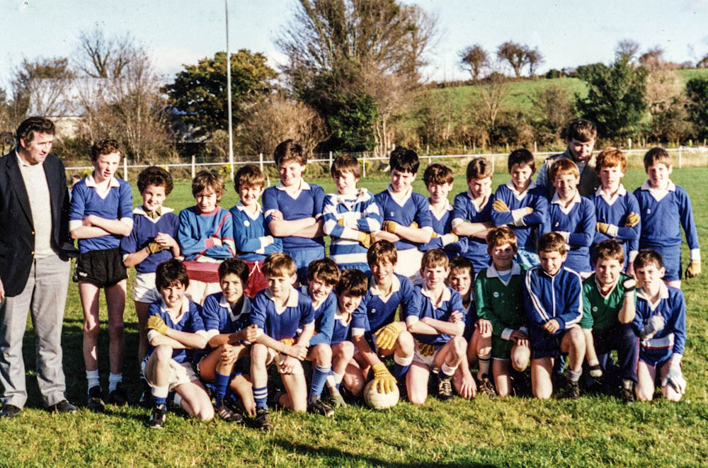 Laune Rangers – Mid-Kerry U-12 Champions 1986