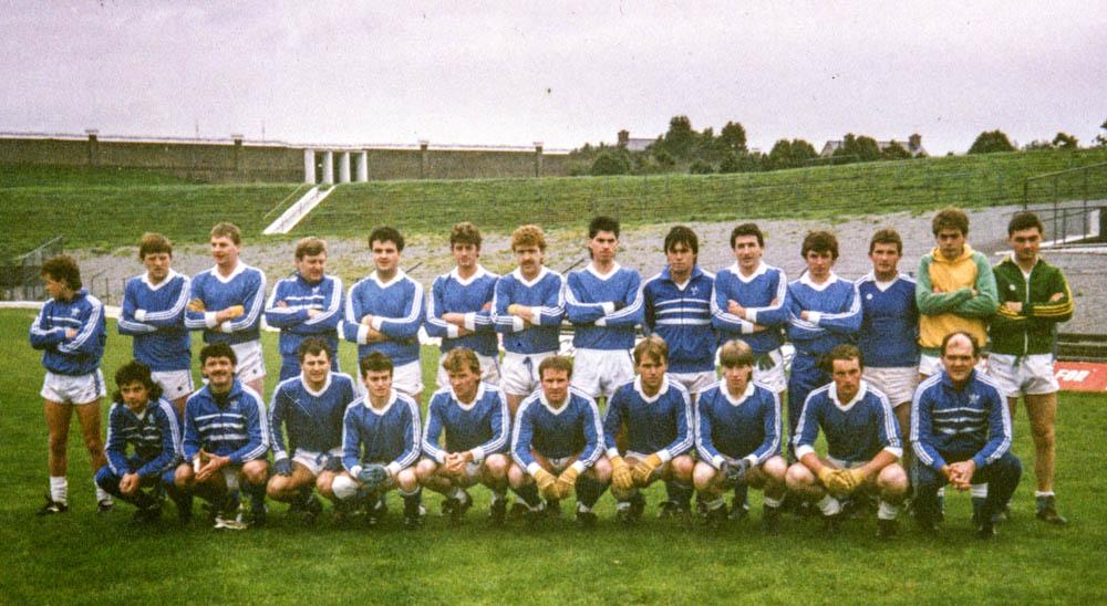 Laune Rangers – Co. SFL Div. 1 Winners 1987