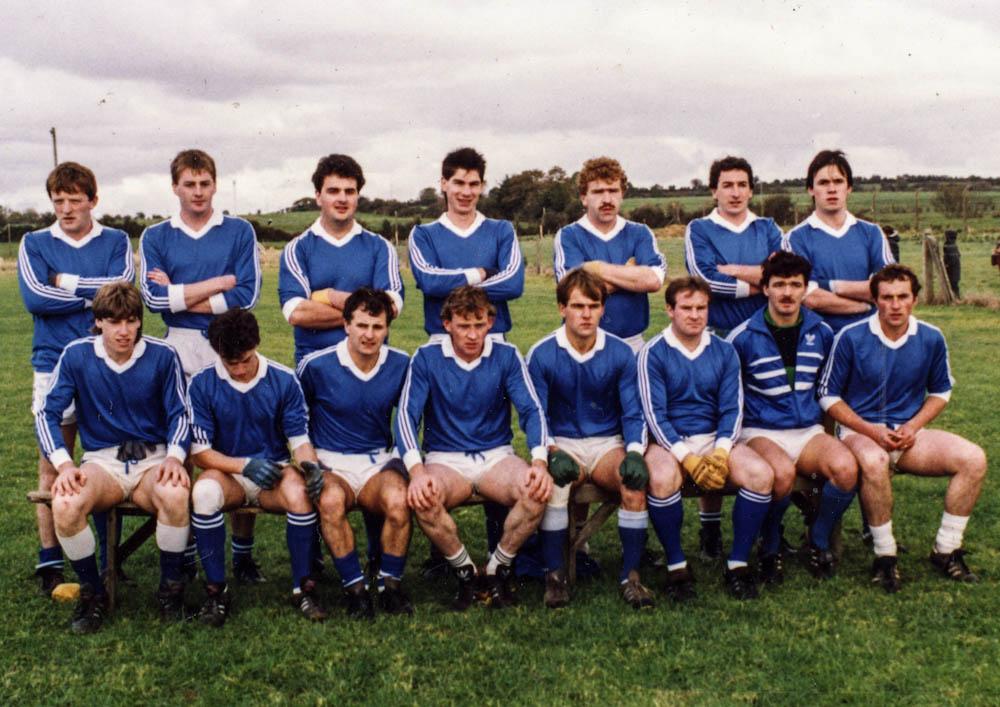 Laune Rangers – Mid-Kerry Senior Football Champions 1987