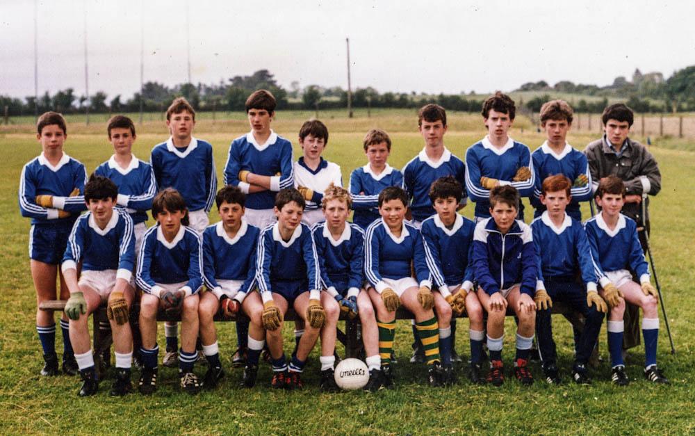 Laune Rangers – Mid-Kerry U-14 Champions 1987