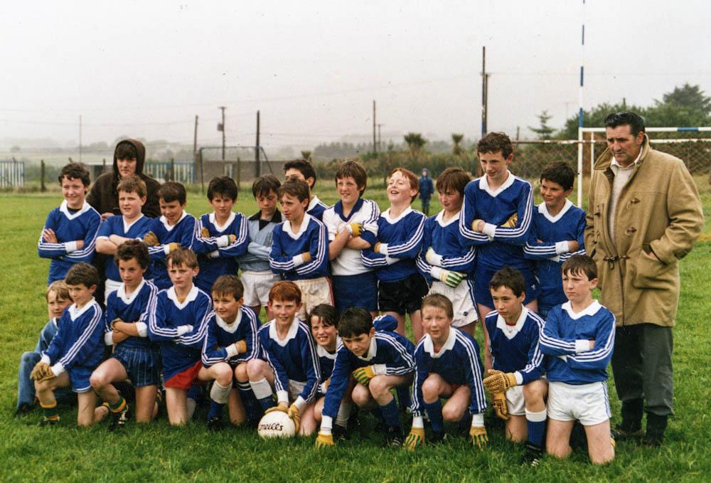 Laune Rangers – Co. U-12 Champions 1987