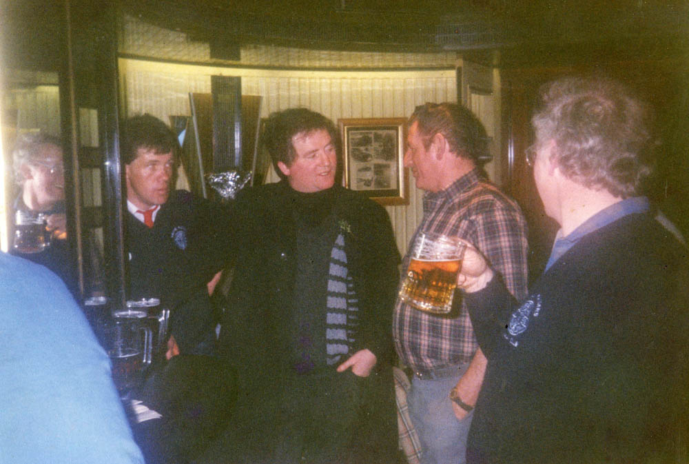 Laune Rangers on Tour 1987