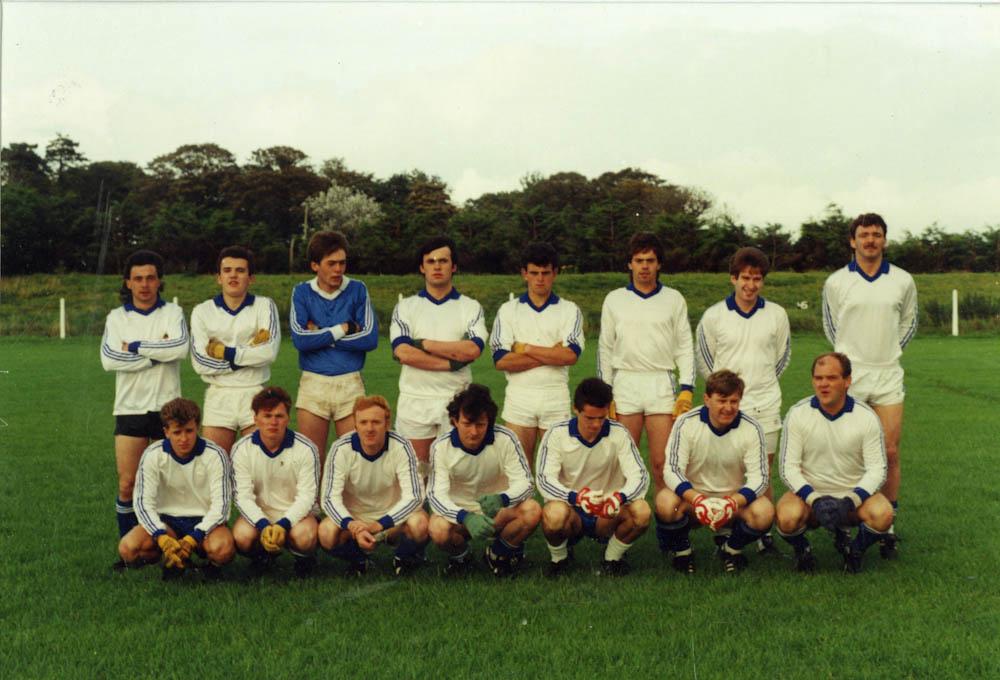 Laune Rangers Novice Team 1988