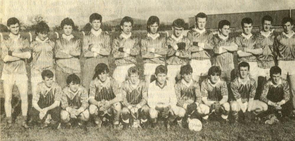 Laune Rangers – Co. Minor Football Champions 1988