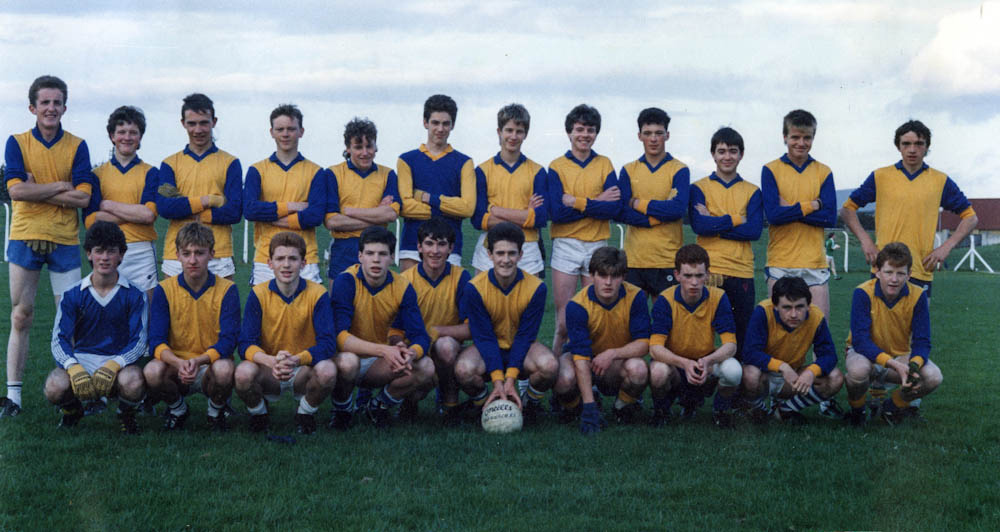 Mid-Kerry – Co. U-16 Inter-Divisional Football Champions 1988