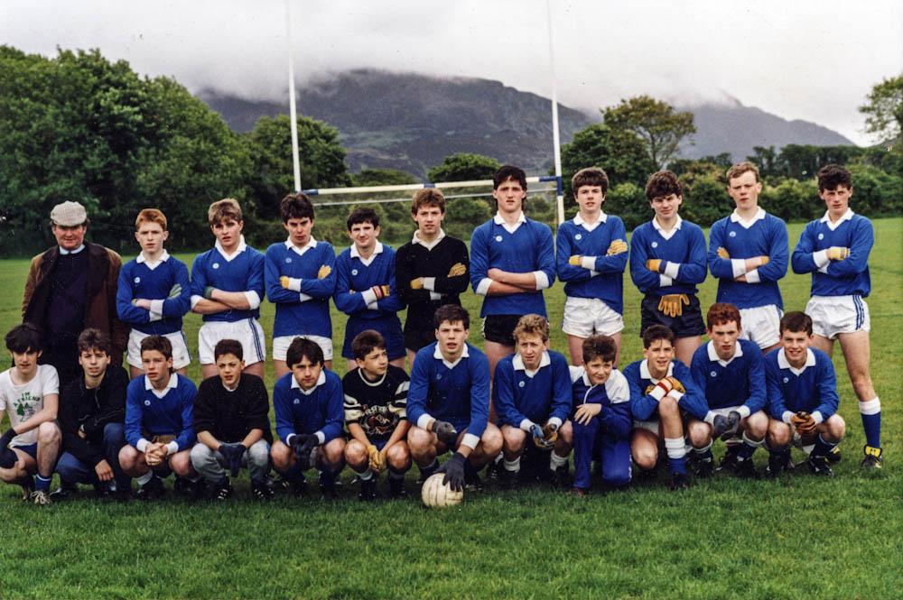Laune Rangers – Mid-Kerry U-16 Runners-up 1988