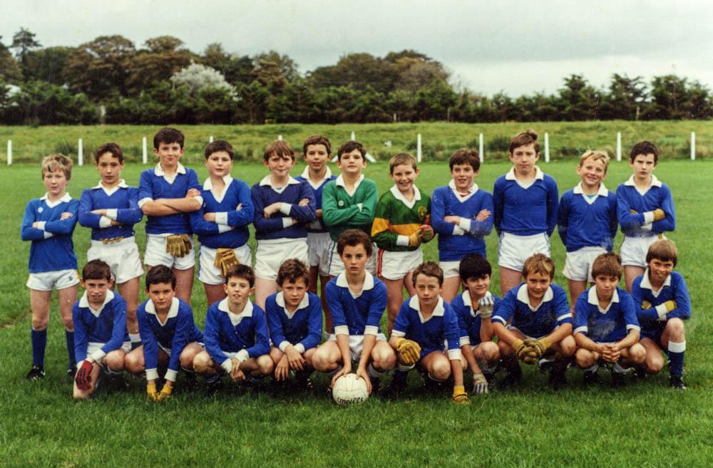 Laune Rangers – Mid-Kerry U-12 Champions 1988