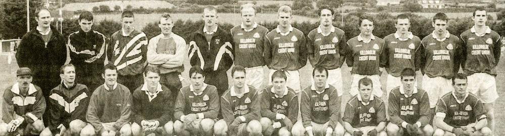 Laune Rangers – 1999 Mid-Kerry Senior Football League Champions