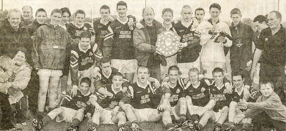 Laune Rangers – 1999 Mid-Kerry Minor Football Champions