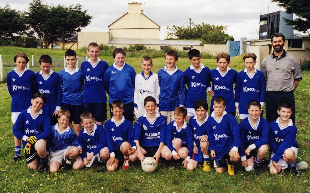 Scoil Mhuire – 1999 'A' Football Team