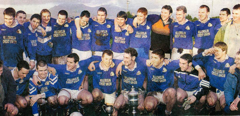 Laune Rangers – 2000 Mid-Kerry Senior Football Champions