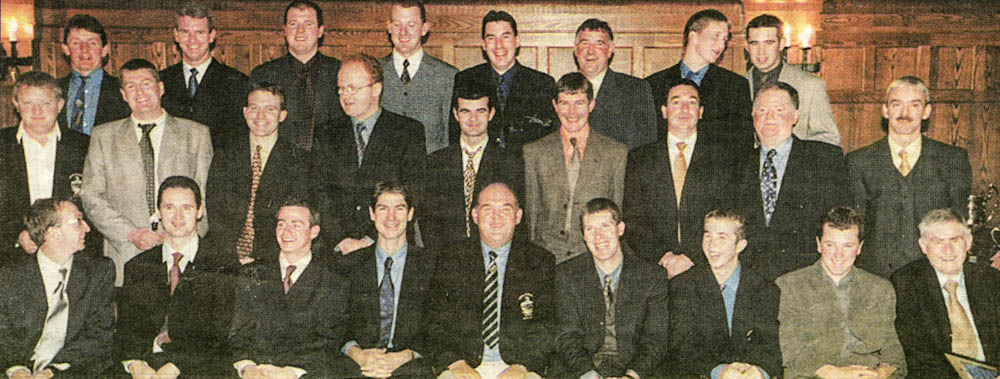 1996 All Ireland winners at the Millenium Banquet