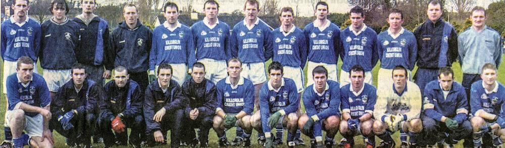 Laune Rangers – 2003 Mid-Kerry Senior Football Champions