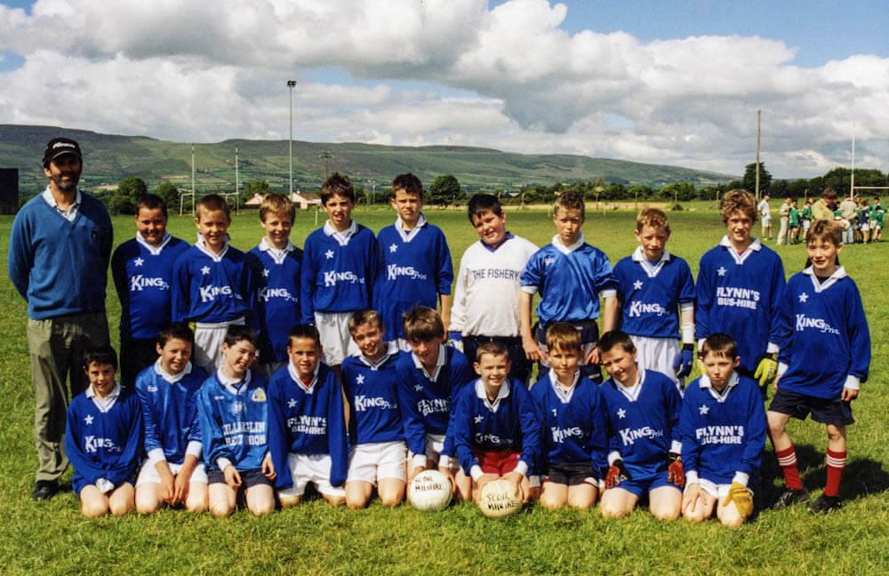 Scoil Mhuire – 2003 Football Team