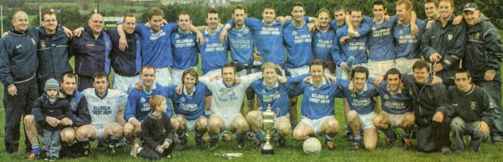 Laune Rangers – 2004 Mid-Kerry Senior Football Champions