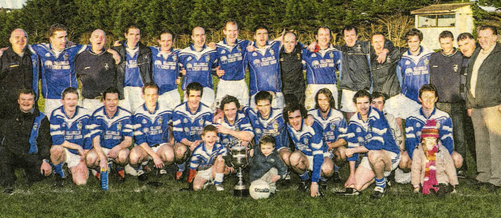2005 Mid Kerry Champions
