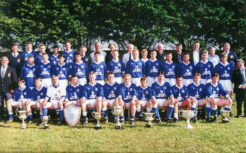 Laune Rangers – 1995 All-Ireland Club Football Champions