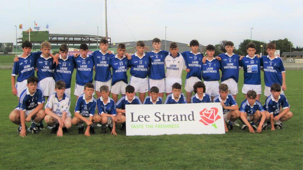 Laune Rangers U15 Division 1 Final