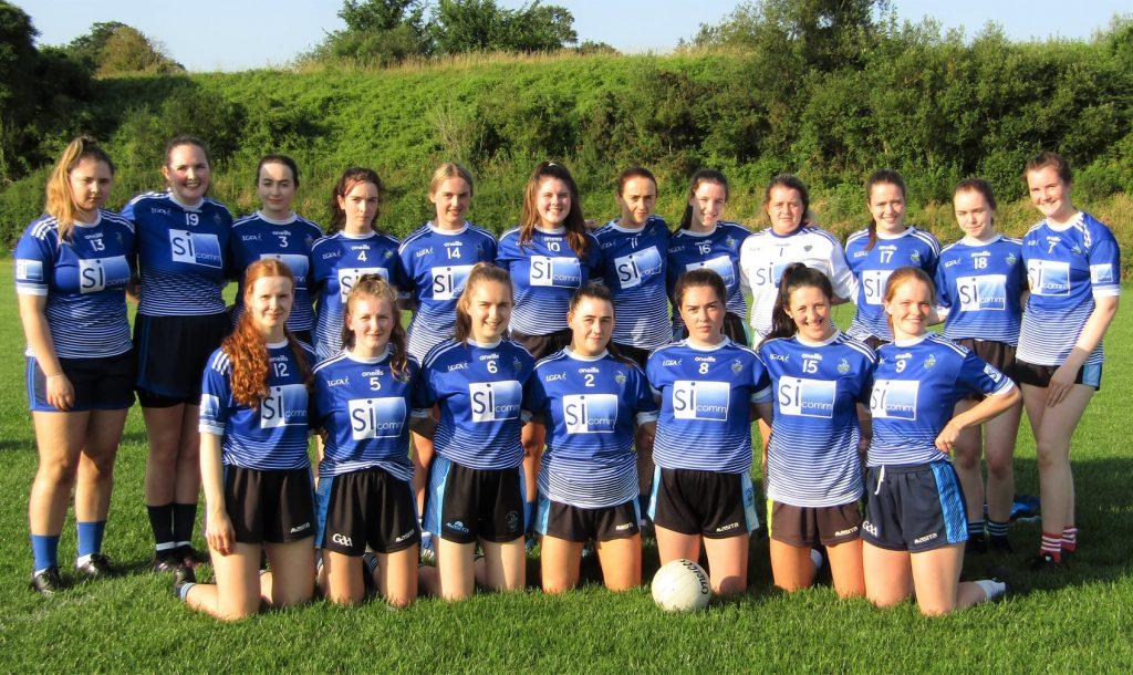 Senior Ladies vs Killarney Legion