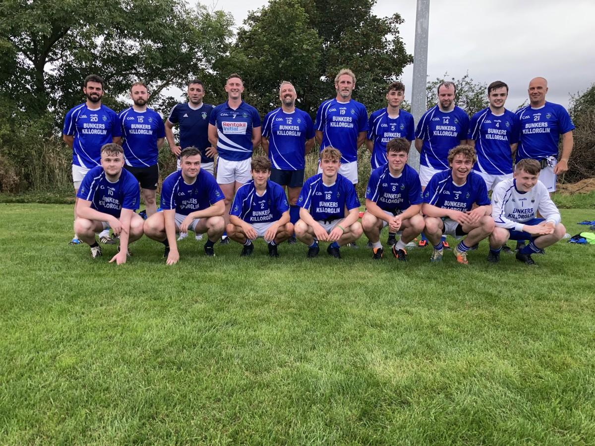 C team vs Glenbeigh